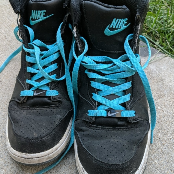 Clearance Nike Men's 8.5 Black & Teal